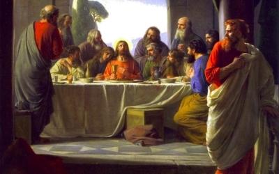 Solemnidad del Santísimo Cuerpo y Sangre de Jesús